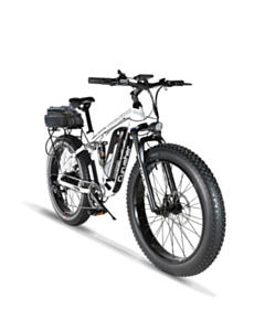 XF800 750W Full Suspension Fat eBike (4th Generation)