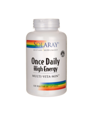Once Daily High Energy Multi-Vita-Min, 120 Capsules