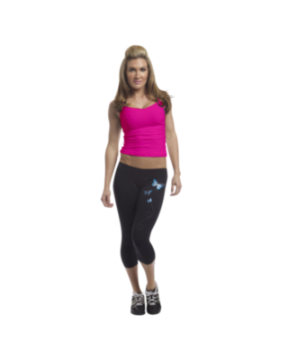 R2L blouse sleeveless fitness - solid 11 - pink