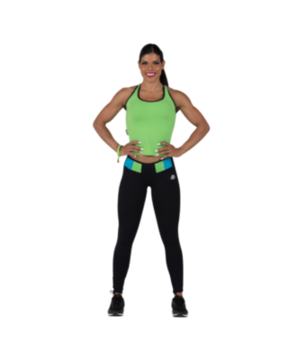 R2L blouse sleeveless fitness - solid 04