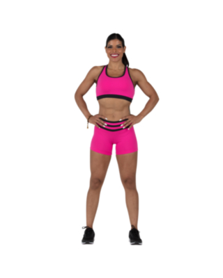 R2L compression shorts for women basic 2