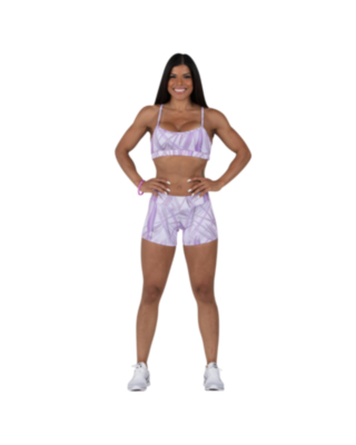 R2L compression shorts for women fit 4