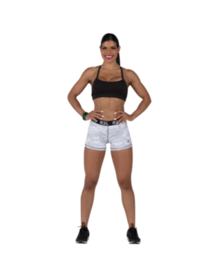 R2L compression shorts for women fit 7