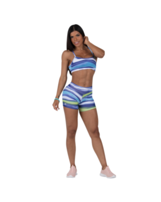 R2L compression shorts for women soft 2