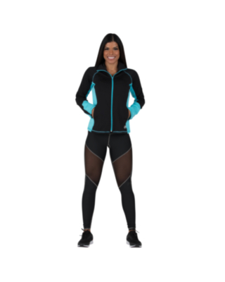 R2L Training Jacket for Fitness – Hoodie Zipper